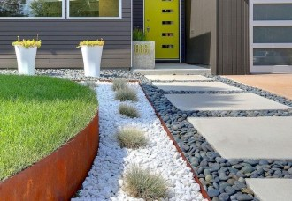 Marvelous Rock Stone For Your Frontyard46