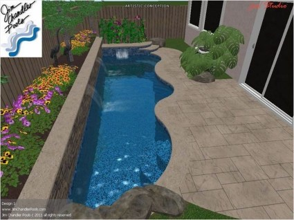 Marvelous Small Swimming Pool Ideas20
