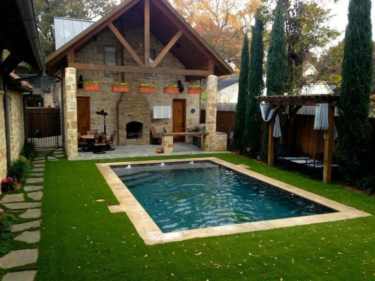 Marvelous Small Swimming Pool Ideas22