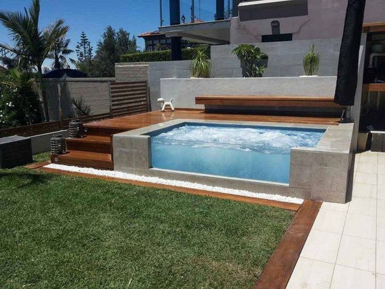Marvelous Small Swimming Pool Ideas31