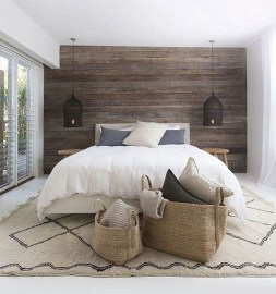 Modern Farmhouse Bedroom Ideas10