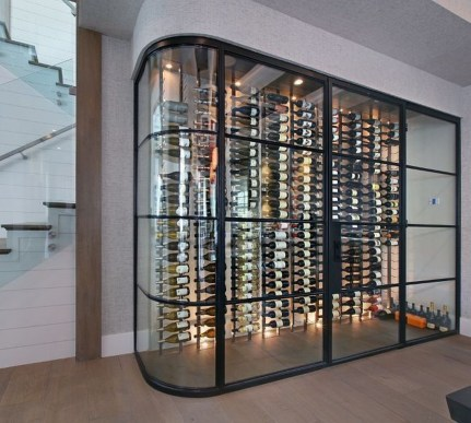 Modern Glass Wall Design01