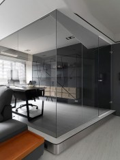Modern Glass Wall Design09