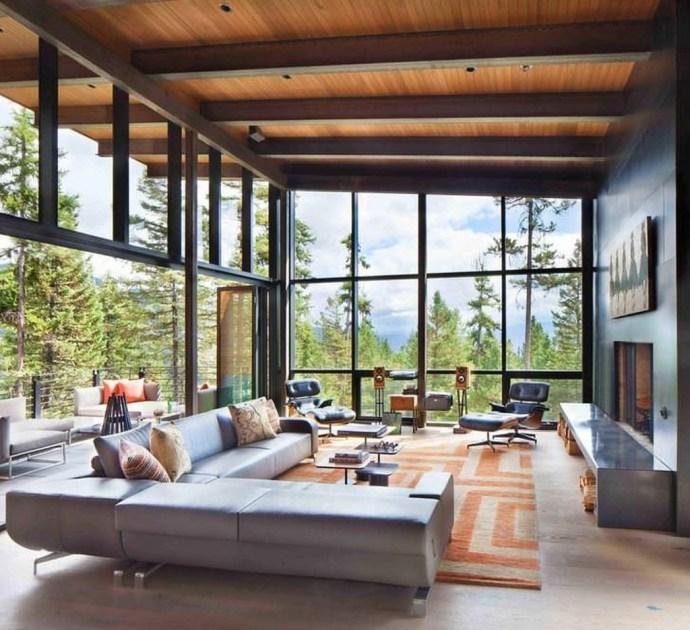 Modern Glass Wall Design10
