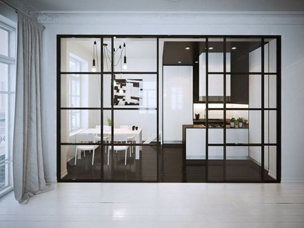 Modern Glass Wall Design11