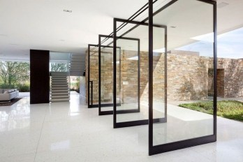 Modern Glass Wall Design17
