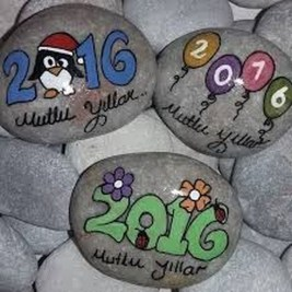 Smart Painted Rock Ideas13