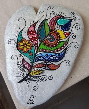 Smart Painted Rock Ideas16