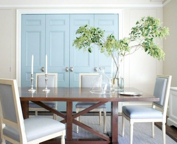 Stunning Plant For Your Dinning Room Ideas07