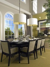 Stunning Plant For Your Dinning Room Ideas16