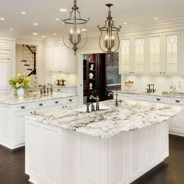Stunning White Kitchen Ideas42