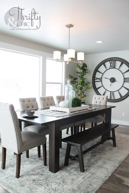 Top Dining Room Table Decor08