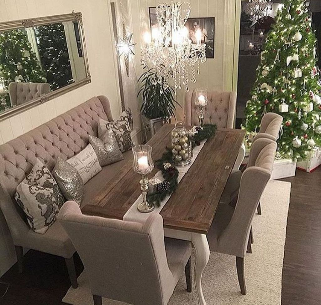 49 Top Dining Room Table Decor Homishome