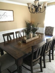 Top Dining Room Table Decor46