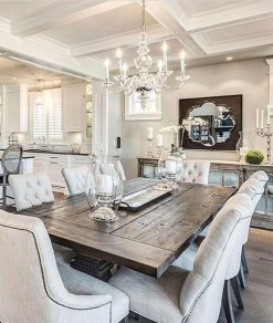 Top Dining Room Table Decor48