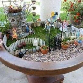 Beautiful Fairy Garden Ideas09