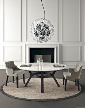 Best Modern Dining Room Decoration Ideas26