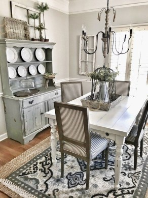 Stunning Country Dining Room Design Ideas08