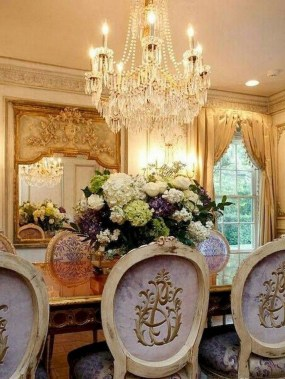 Stunning Country Dining Room Design Ideas39
