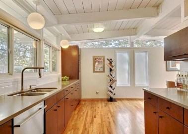 Amazing Modern Mid Century Kitchen Remodel12