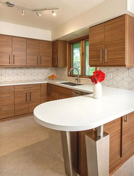 Amazing Modern Mid Century Kitchen Remodel38