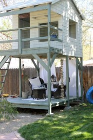 Awesome Comfy Backyard Studio Ideas09