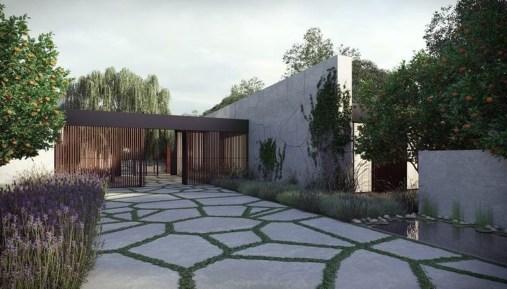 Awesome Comfy Backyard Studio Ideas17