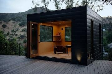 Awesome Comfy Backyard Studio Ideas27