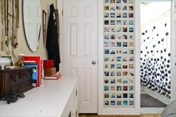 Awesome Creative Collage Apartment Decoration08