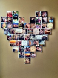 Awesome Creative Collage Apartment Decoration11