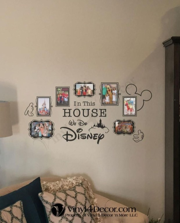 Awesome Creative Collage Apartment Decoration19