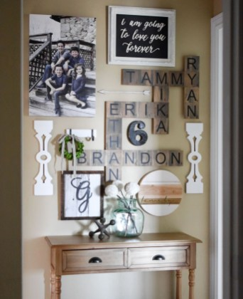Awesome Creative Collage Apartment Decoration21