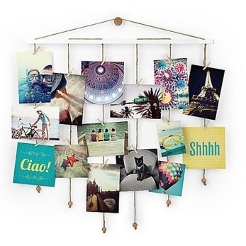 Awesome Creative Collage Apartment Decoration43