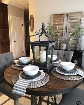 Awesome Dining Room Table Decor Ideas08