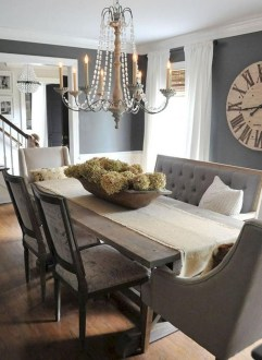 Awesome Dining Room Table Decor Ideas17