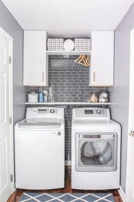 Beautiful Laundry Room Tile Design34