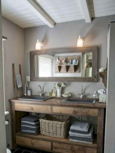 Best Farmhouse Bathroom Remodel04