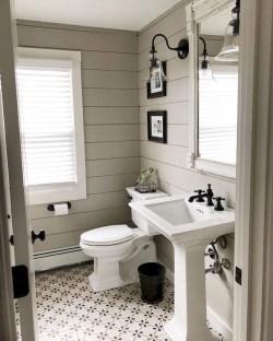 Best Farmhouse Bathroom Remodel11