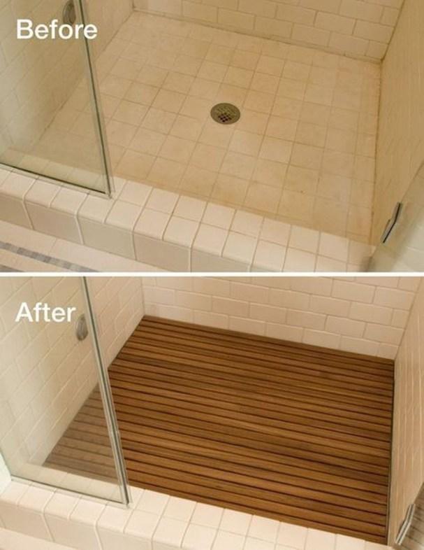 Best Farmhouse Bathroom Remodel43