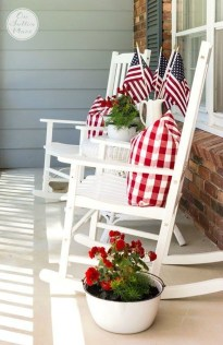 Exciting Small Balcony Decorating For Farmhouse26