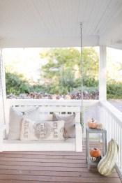Exciting Small Balcony Decorating For Farmhouse39
