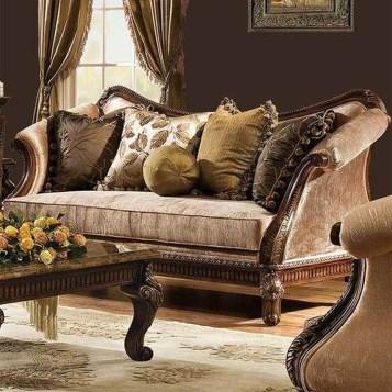 Luxurious And Elegant Living Room Design Ideas26