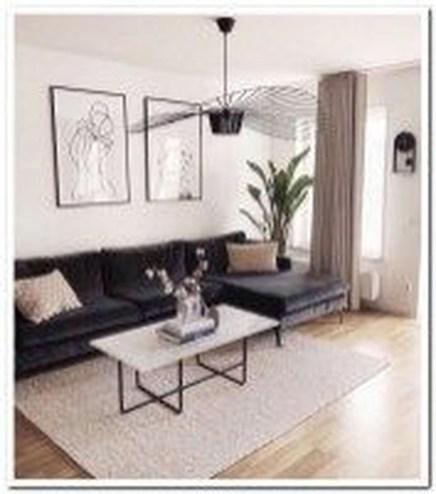 Luxurious And Elegant Living Room Design Ideas35