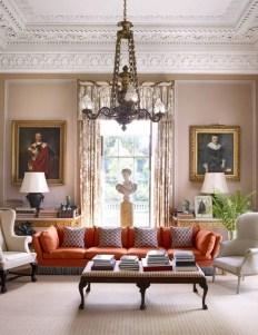 Luxurious And Elegant Living Room Design Ideas38