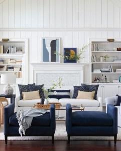Luxurious And Elegant Living Room Design Ideas40