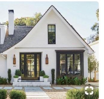 Marvelous Farmhouse Exterior Design Ideas29
