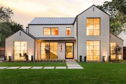 Marvelous Farmhouse Exterior Design Ideas39