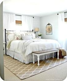 Modern Bedroom For Farmhouse Design02