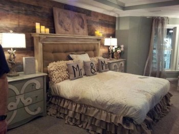 Modern Bedroom For Farmhouse Design04