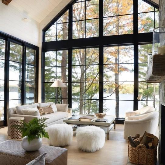 Modern Glass Wall Interior Design Ideas35